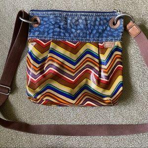 Fossil Key-Per crossbody bag